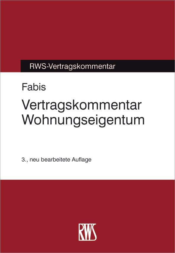 Vertragskommentar Wohnungseigentum als eBook