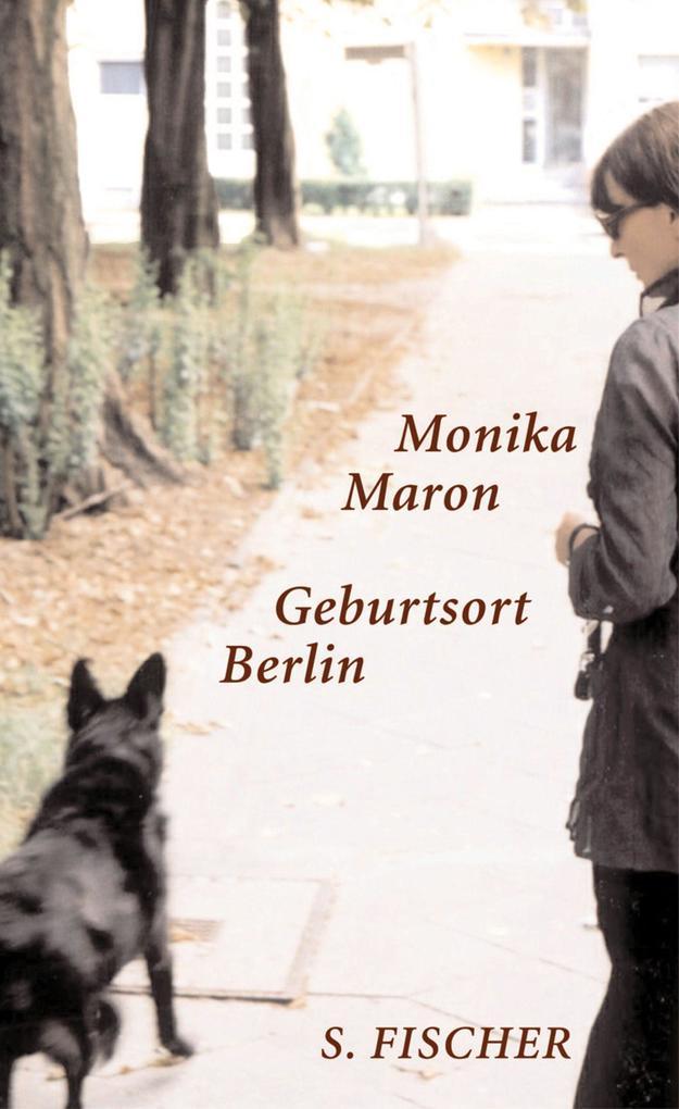 Geburtsort Berlin als Buch (gebunden)