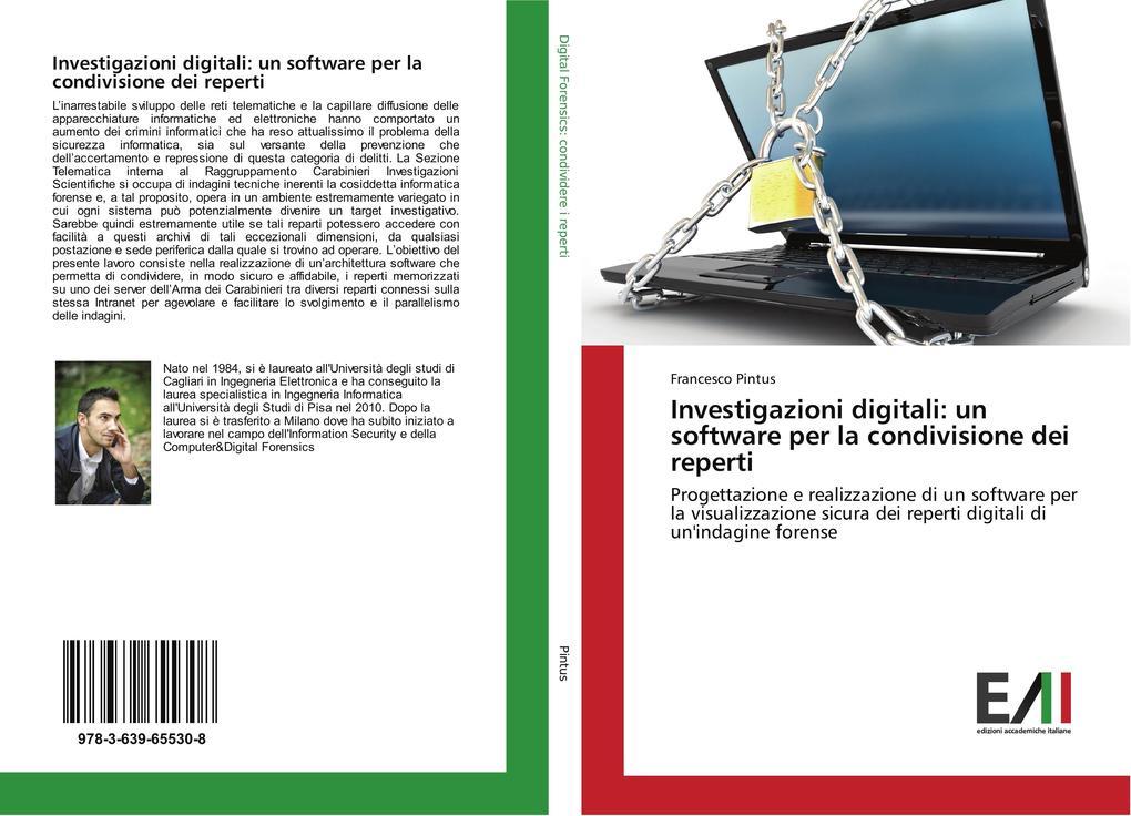 Investigazioni digitali: un software per la con...
