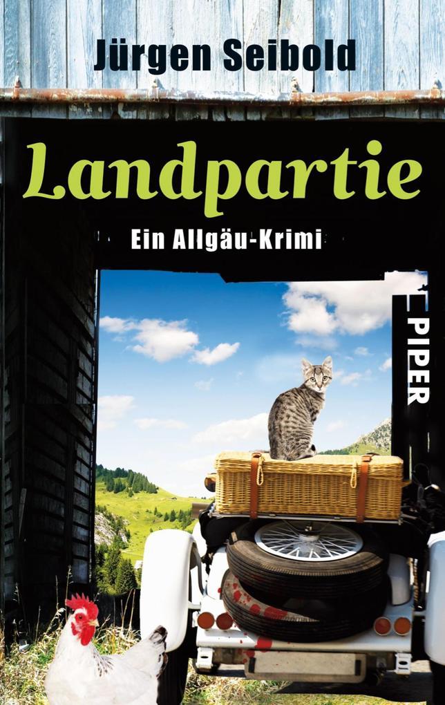 Landpartie als eBook von Jürgen Seibold