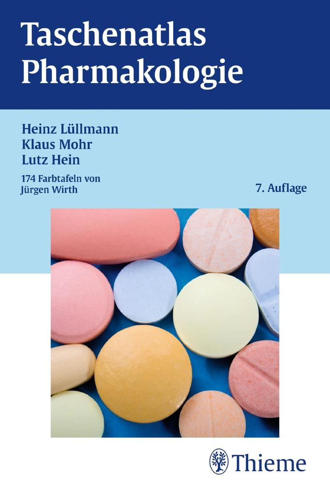Taschenatlas Pharmakologie als eBook