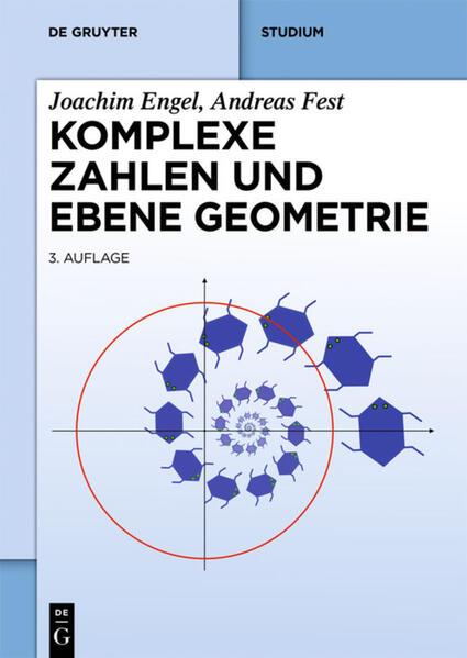 Komplexe Zahlen und ebene Geometrie als Buch