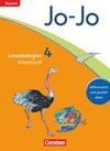 Jo-Jo Lesebuch - Grundschule Bayern. 4. Jahrgangsstufe - Arbeitsheft