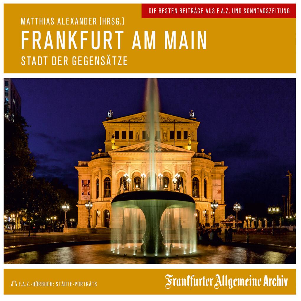 Frankfurt am Main als Hörbuch Download