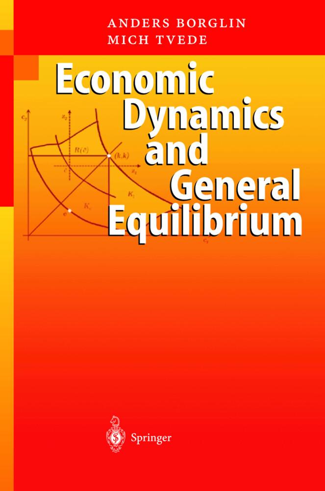 Economic Dynamics and General Equilibrium als Buch (gebunden)