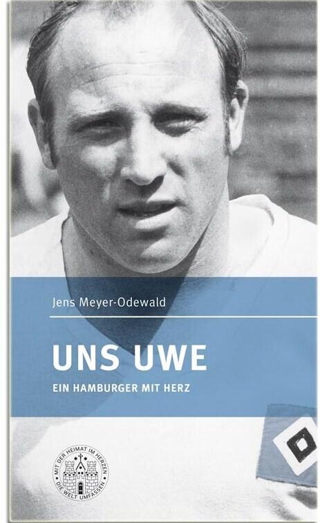 Uns Uwe als Buch von Jens Meyer-Odewald