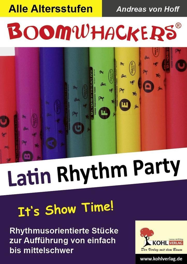 Boomwhackers - Latin Rhythm Party als eBook epub