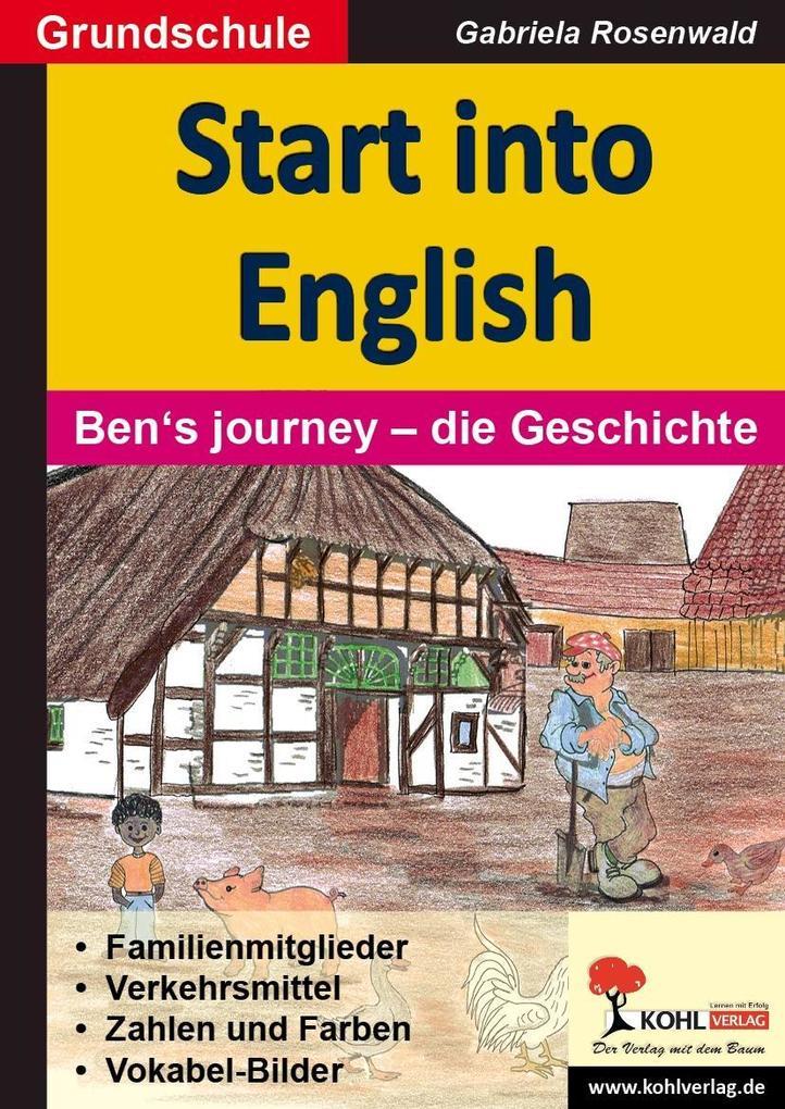 Start into English als eBook