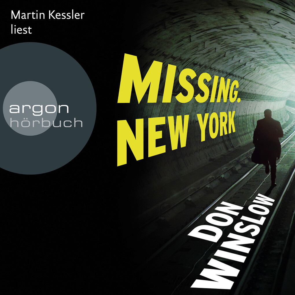 Missing. New York als Hörbuch Download