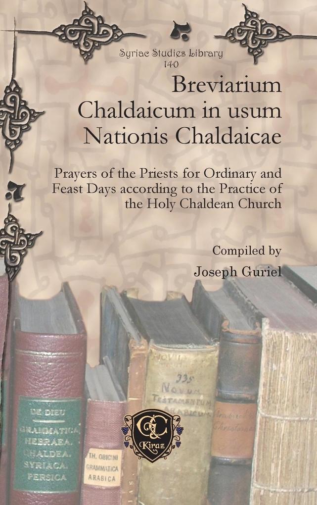 Breviarium Chaldaicum in usum Nationis Chaldaicae