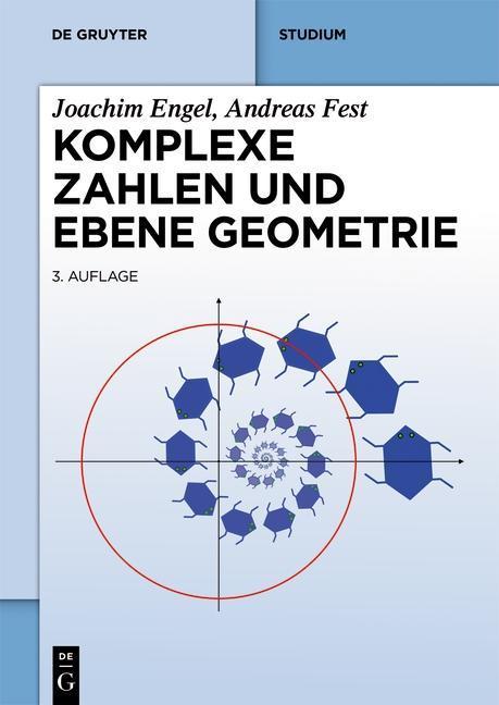 Komplexe Zahlen und ebene Geometrie als eBook