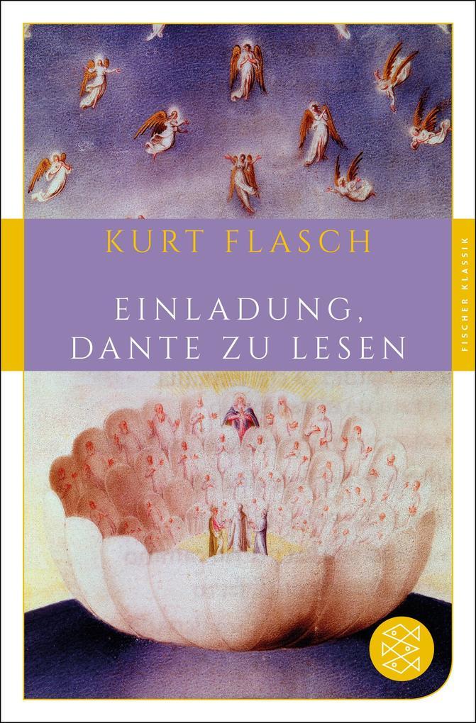Einladung, Dante zu lesen als Taschenbuch