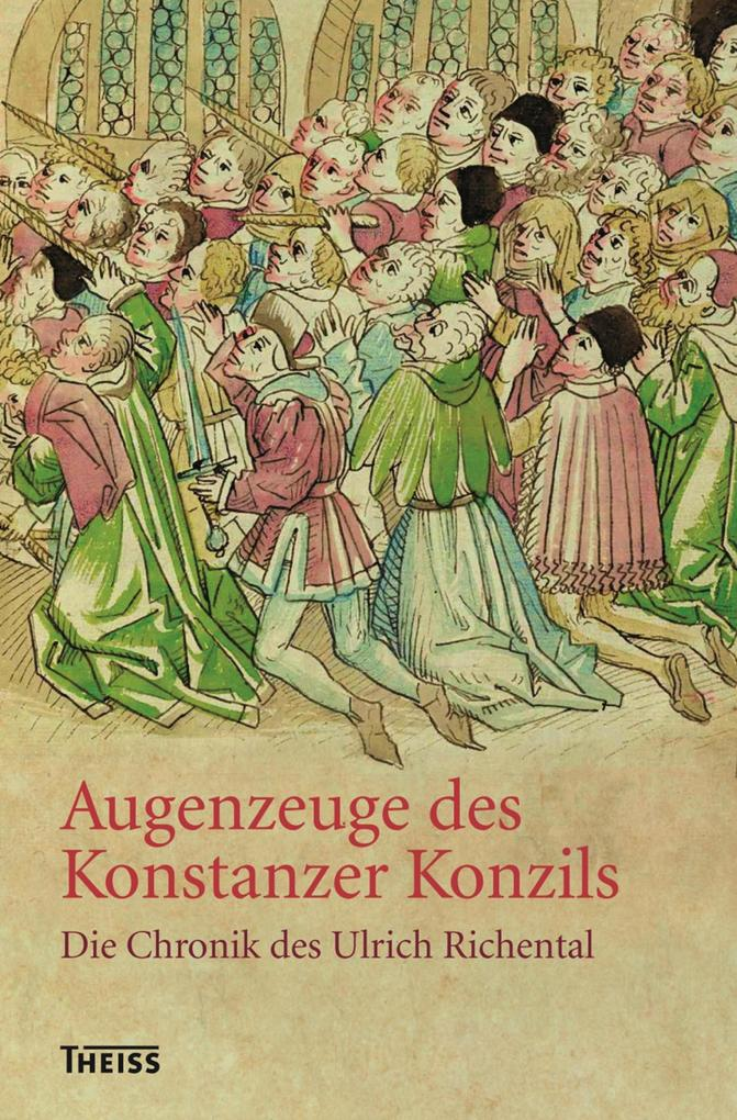 Augenzeuge des Konstanzer Konzils als eBook