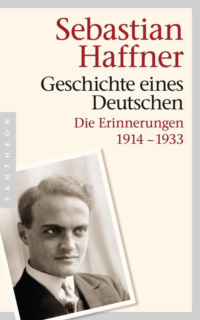Geschichte eines Deutschen als eBook