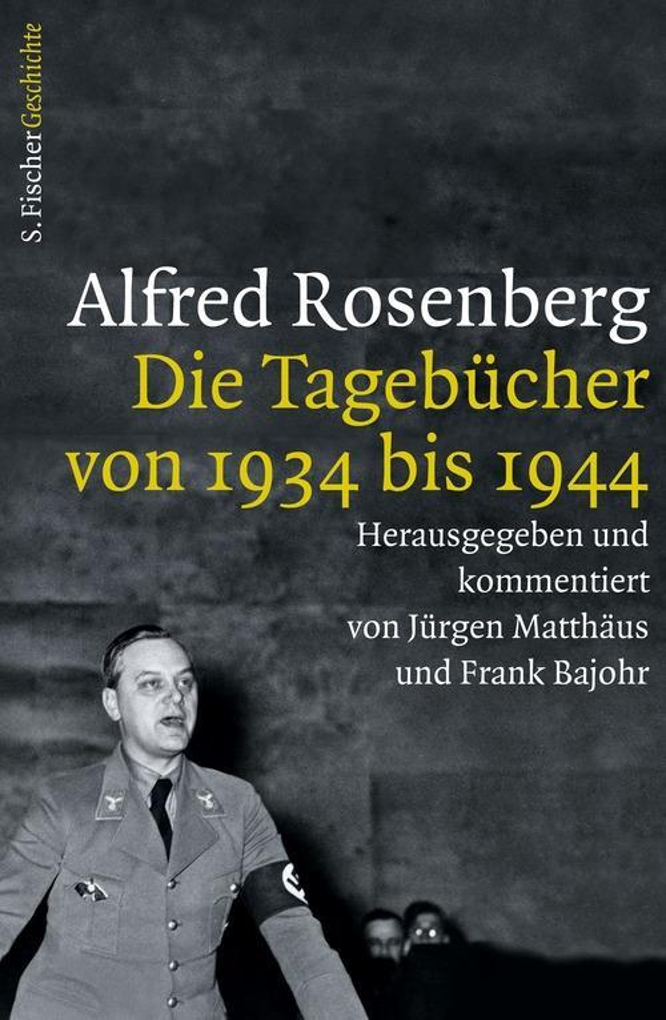 Alfred Rosenberg als eBook