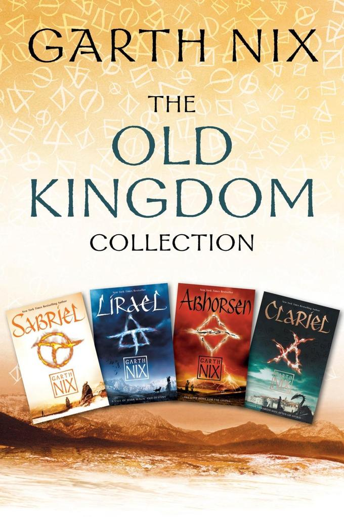 The Old Kingdom Collection als eBook