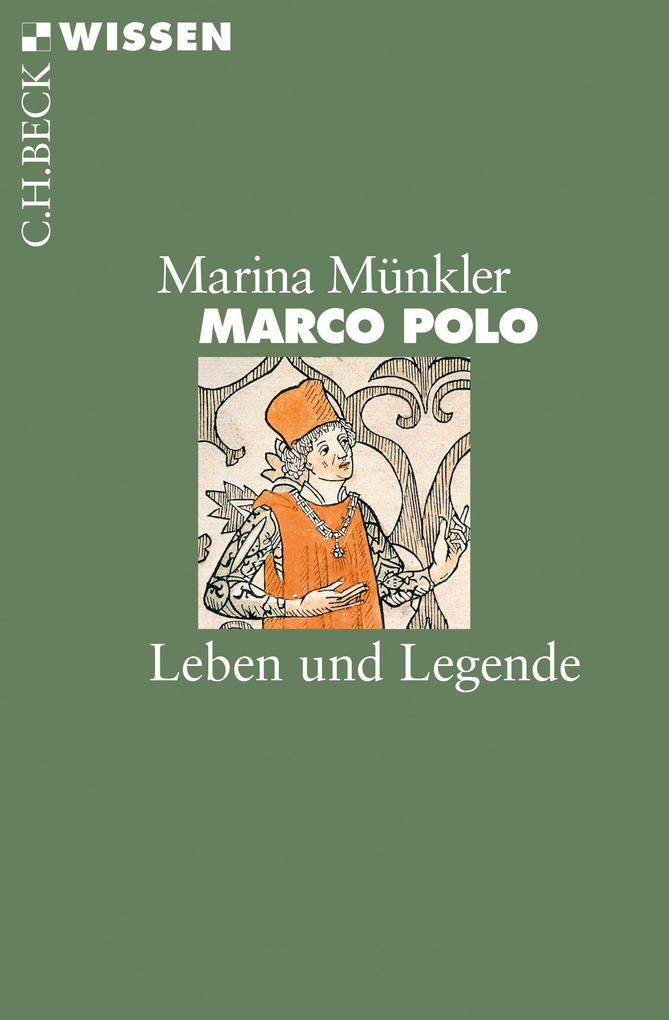 Marco Polo als Taschenbuch