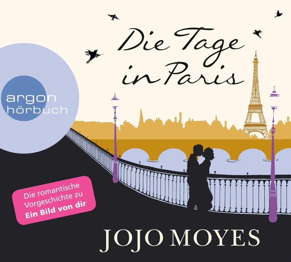 Die Tage in Paris als Hörbuch