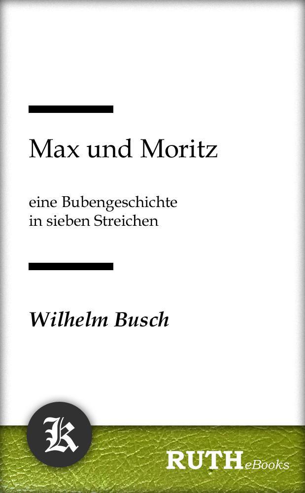 Max und Moritz als eBook
