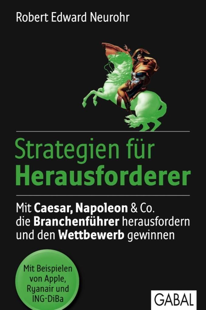 Strategien für Herausforderer als eBook