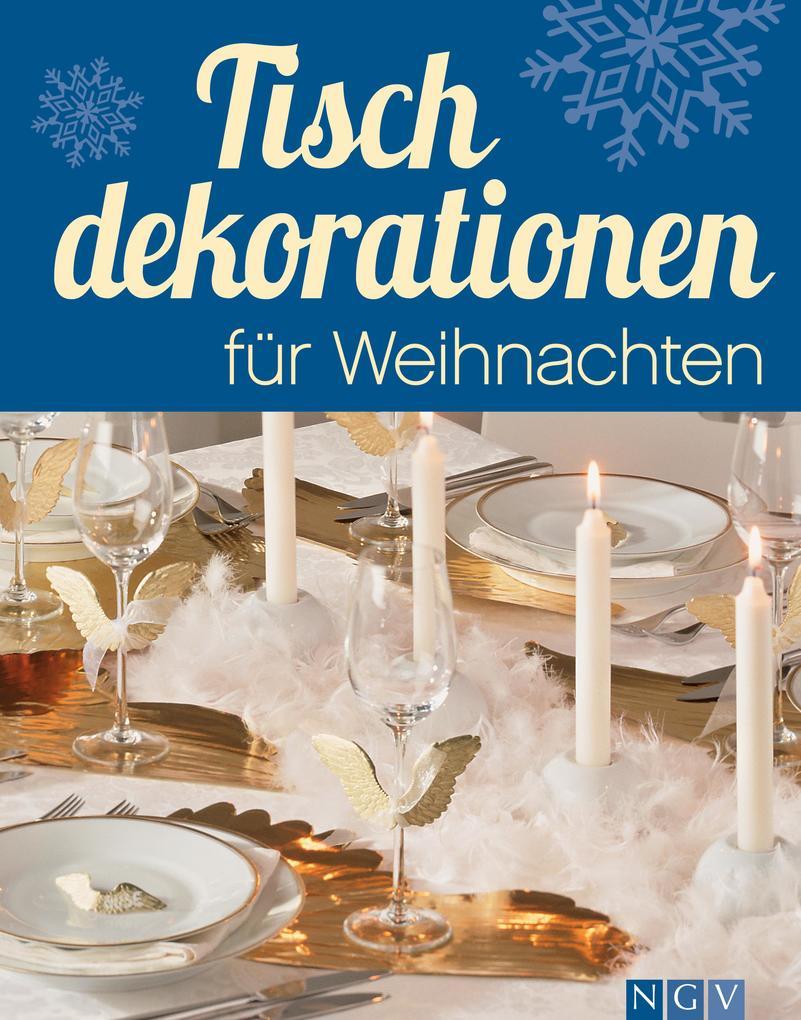 Tischdekorationen für Weihnachten als eBook