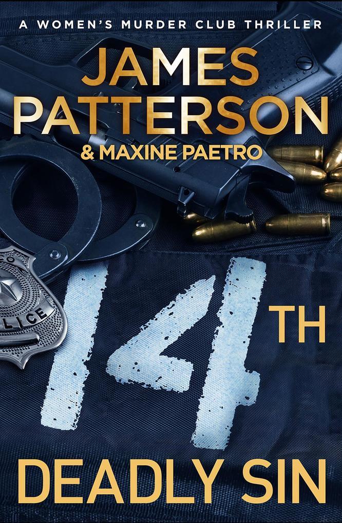 14th Deadly Sin als eBook von James Patterson