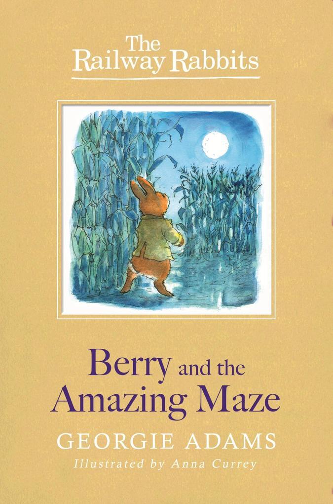 Railway Rabbits: Berry and the Amazing Maze als...