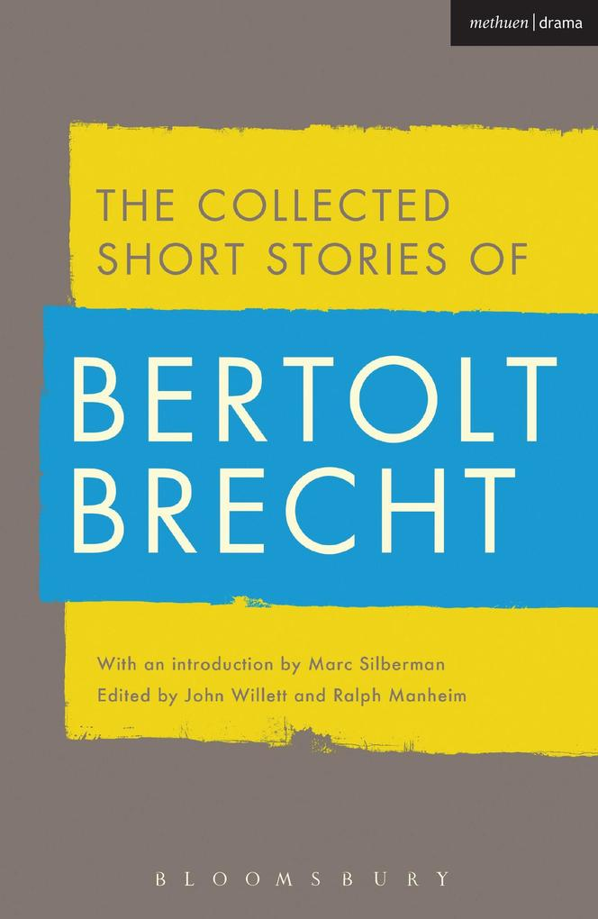 Collected Short Stories of Bertolt Brecht