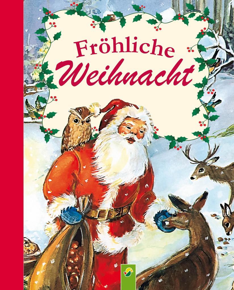 Fröhliche Weihnacht als eBook