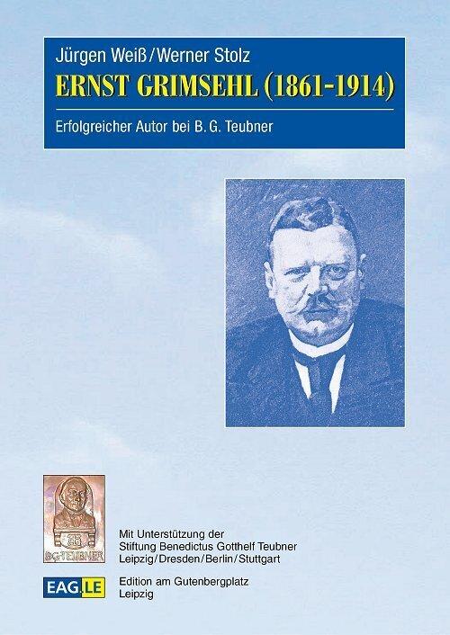 Ernst Grimsehl (1861-1914) als Buch