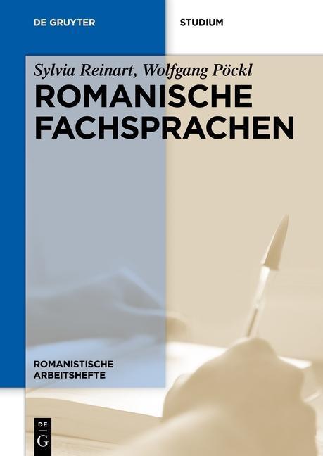 Romanische Fachsprachen als eBook