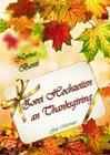 Zwei Hochzeiten an Thanksgiving