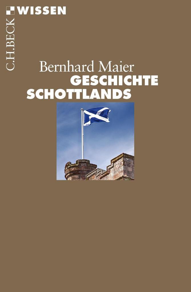 Geschichte Schottlands als Taschenbuch