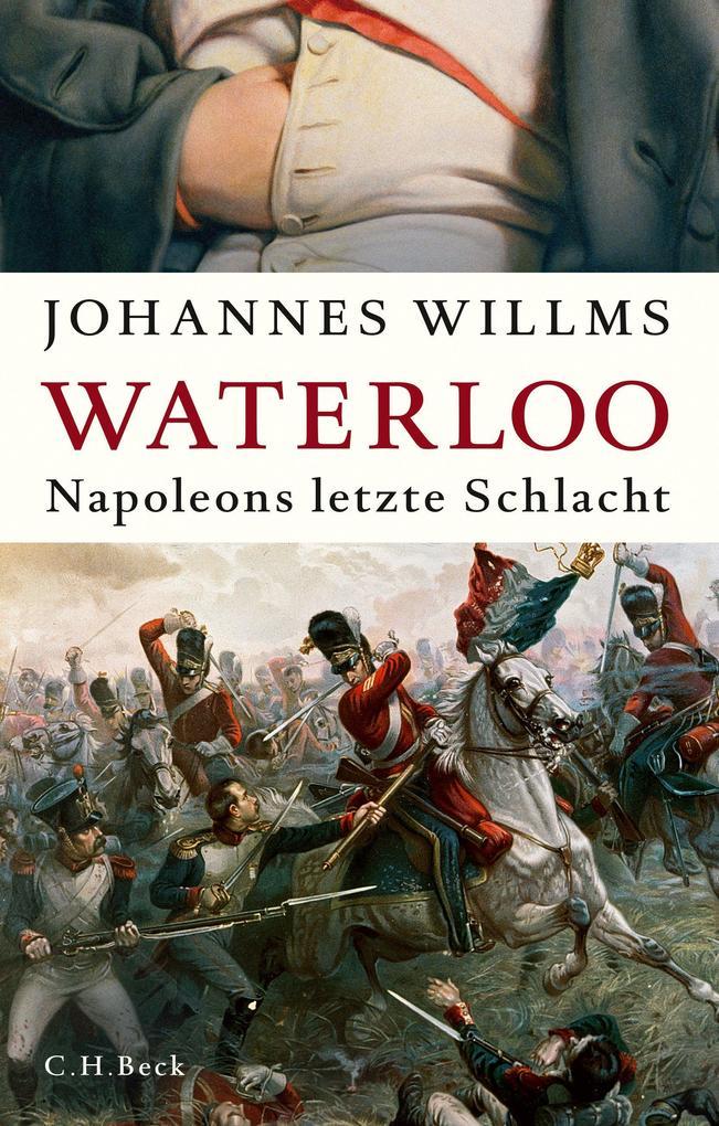 Waterloo als Buch