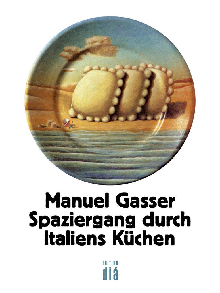 Spaziergang durch Italiens Küchen als eBook