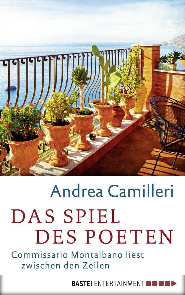 Das Spiel des Poeten als eBook