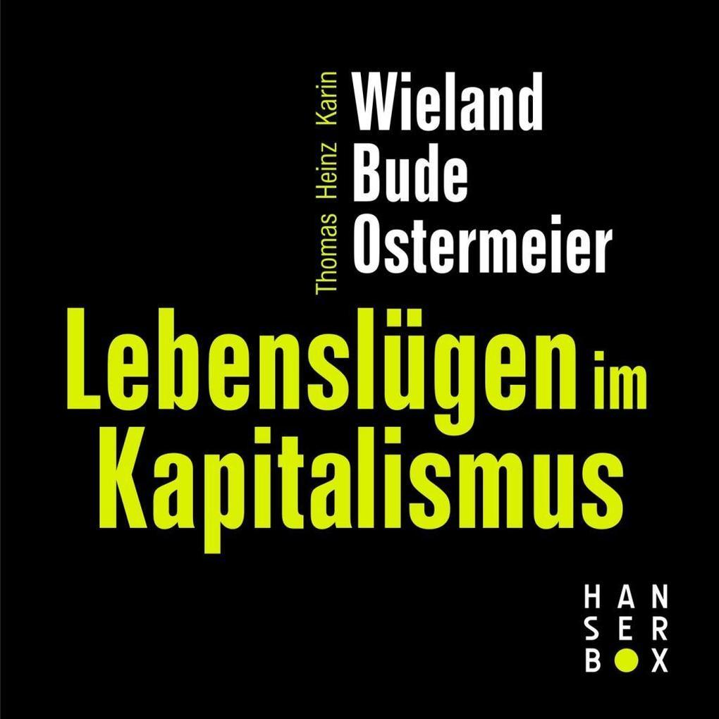 Lebenslügen im Kapitalismus als eBook