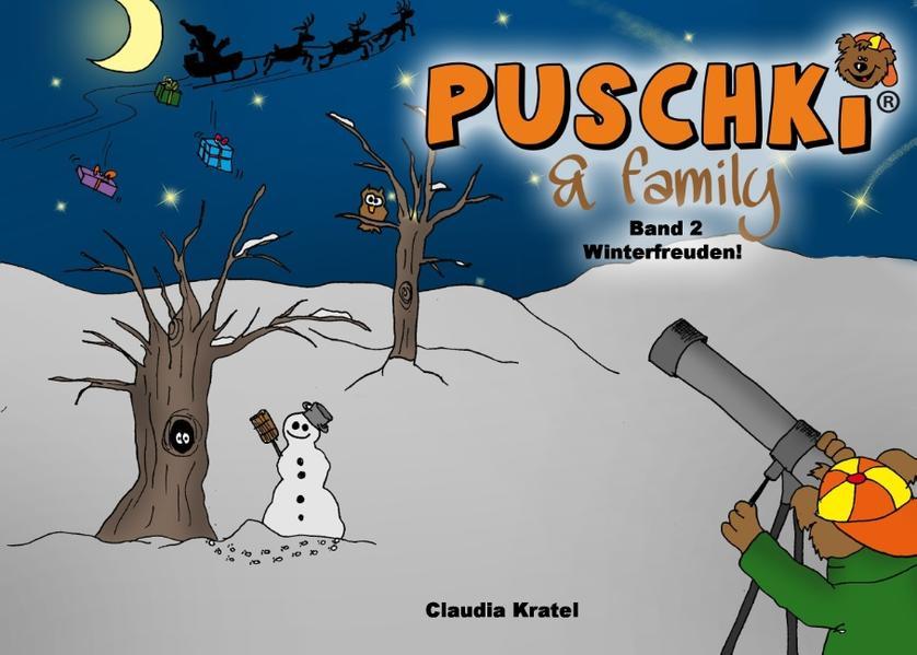 Puschki & family als Buch