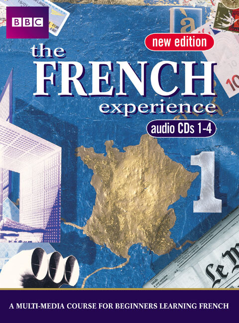 FRENCH EXPERIENCE 1 CDS 1-4 NEW EDITION als Hörbuch