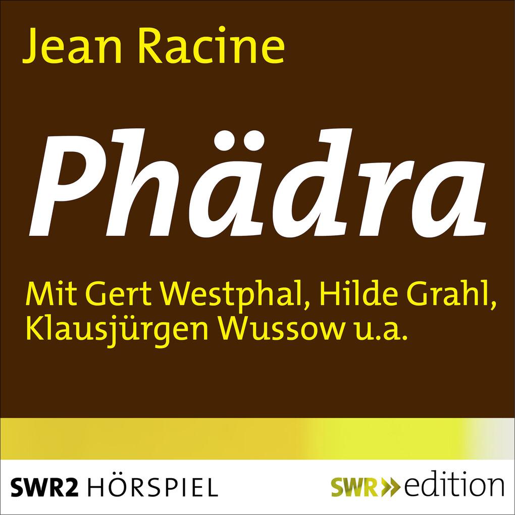 Phädra als Hörbuch Download
