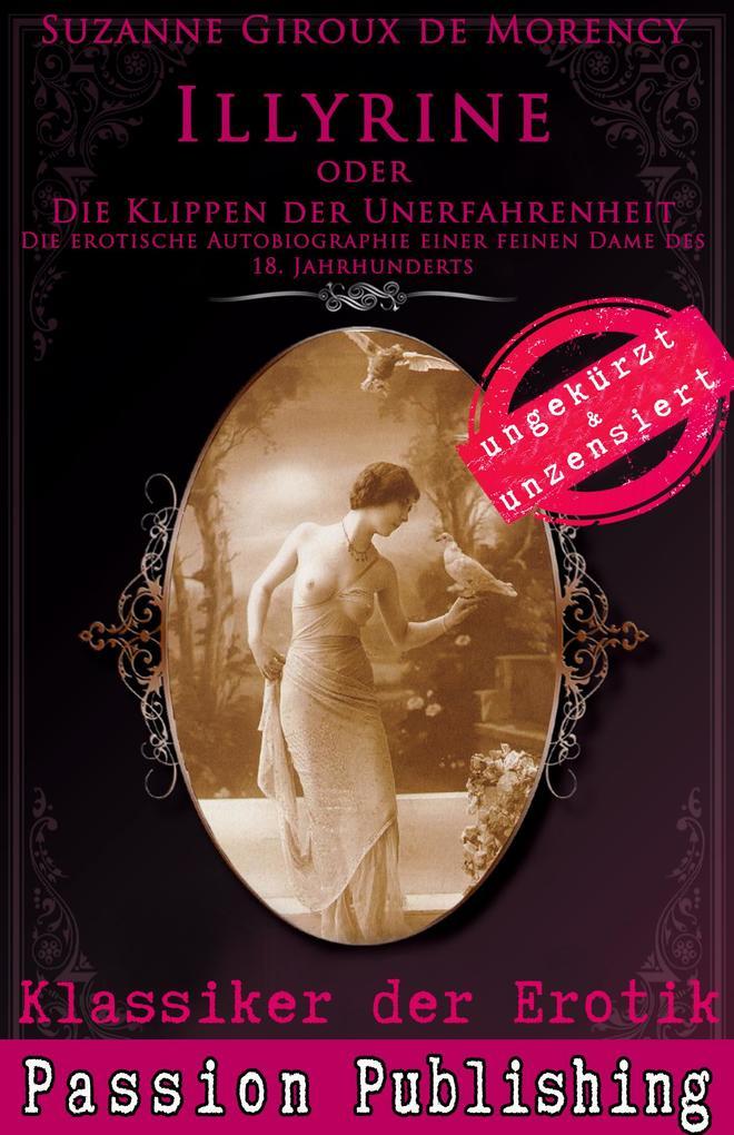 Klassiker der Erotik 59: Illyrine oder die Klippen der Unerfahrenheit als eBook