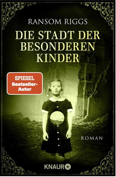 Die Stadt der besonderen Kinder als Buch