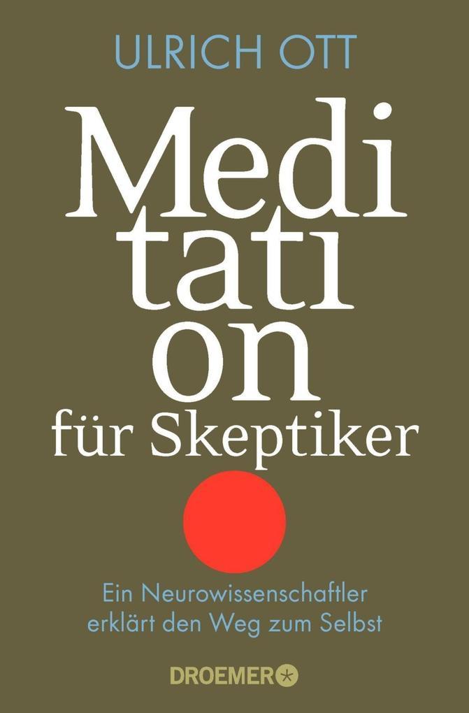 Meditation für Skeptiker als Taschenbuch