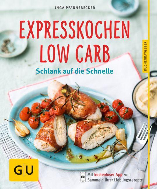 Expresskochen Low Carb als Buch
