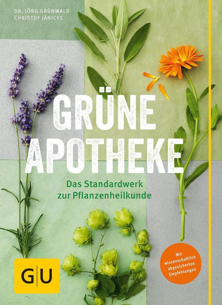 Grüne Apotheke als Buch