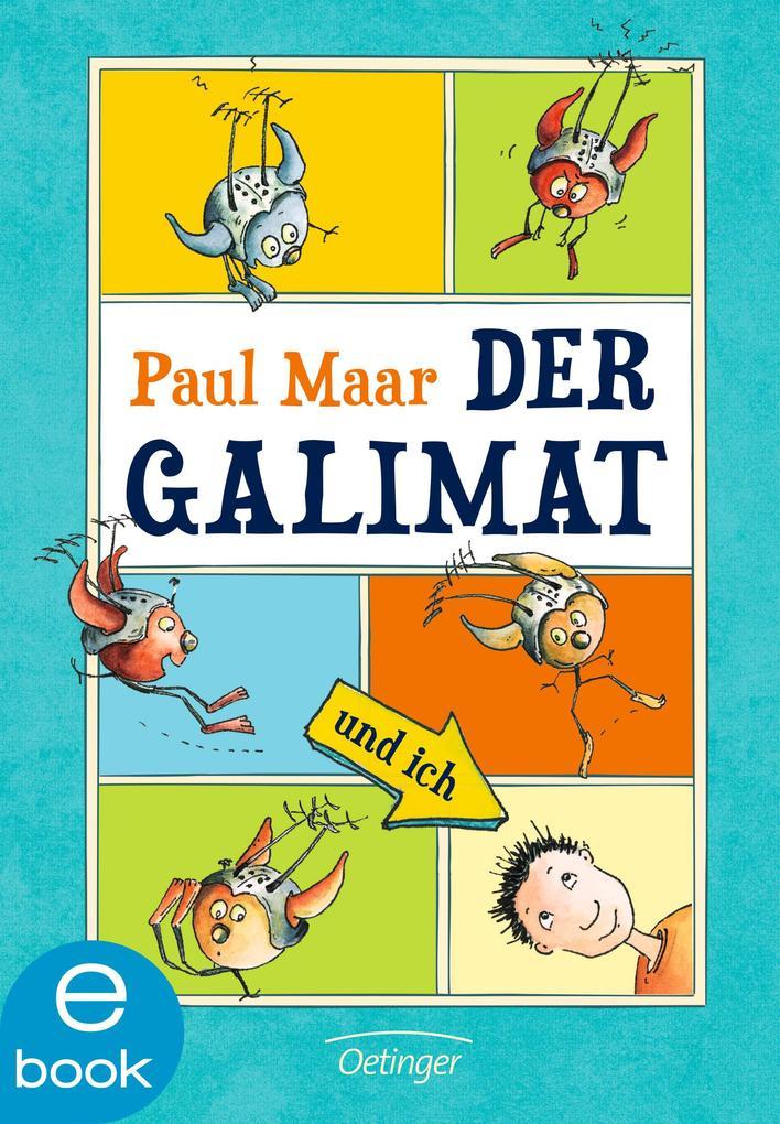 Der Galimat und ich als eBook