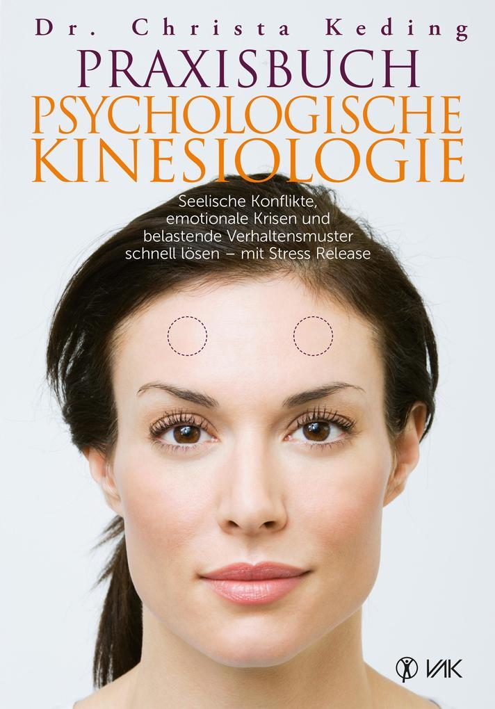 Praxisbuch psychologische Kinesiologie als eBook