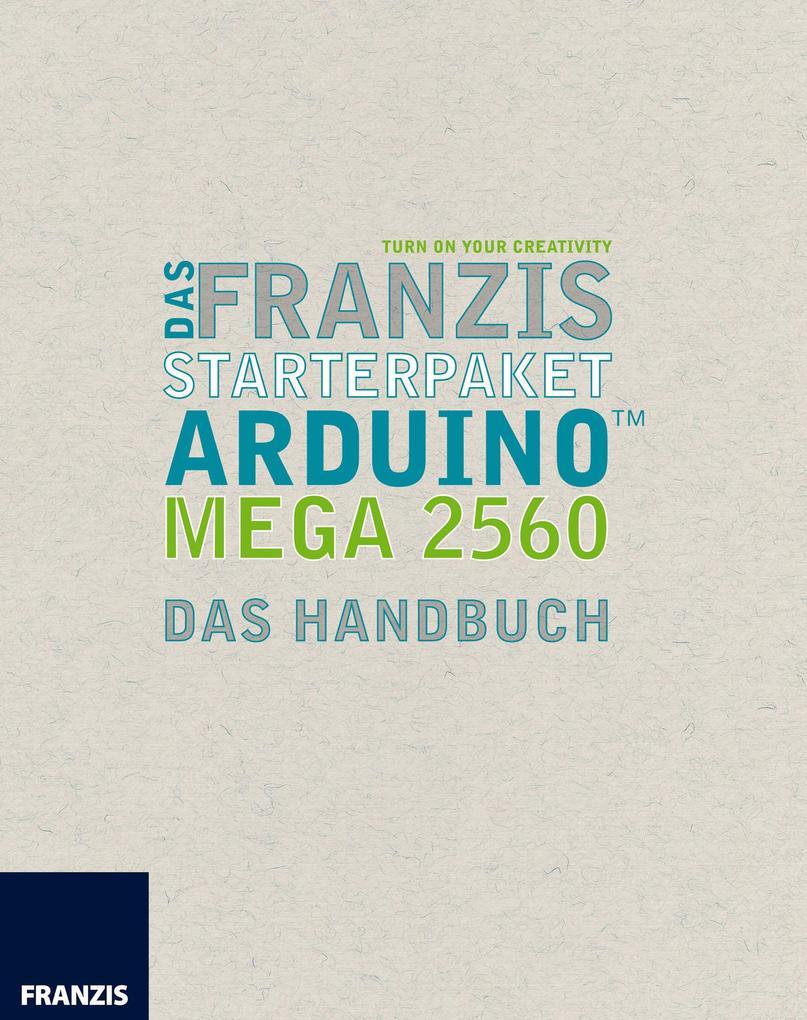 Das Franzis Starterpaket Arduino Mega 2560 als eBook