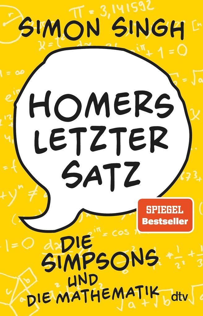 Homers letzter Satz als Taschenbuch