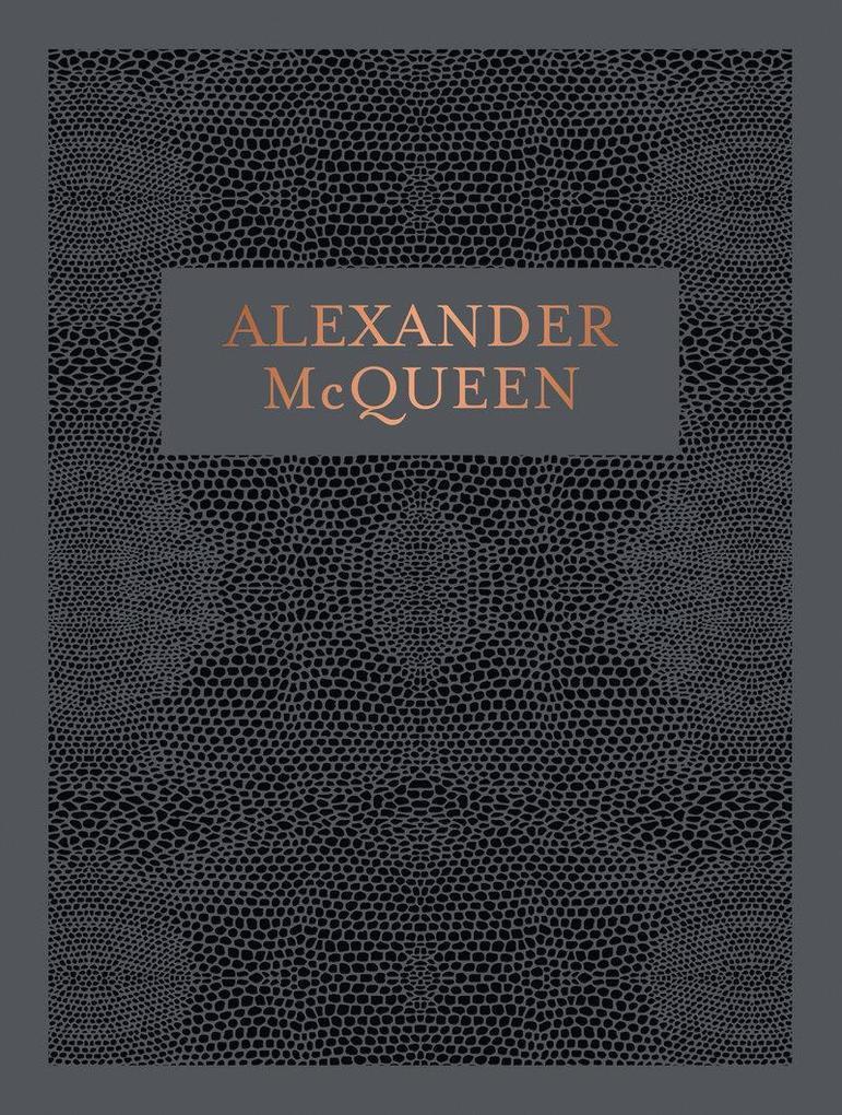 Alexander McQueen als Buch von Claire Wilcox